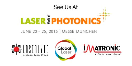 LASER – World of Photonics 2015