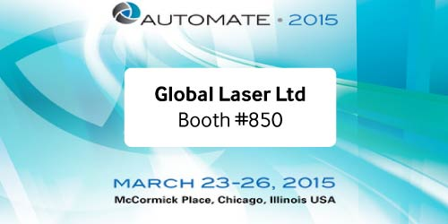Automate 2015 – Chicago, United States
