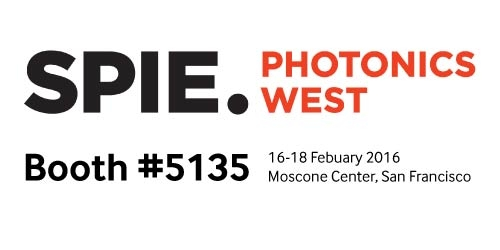 Photonics West 2016 – San Francisco, USA