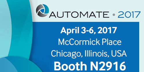 Automate 2017 – Chicago, United States