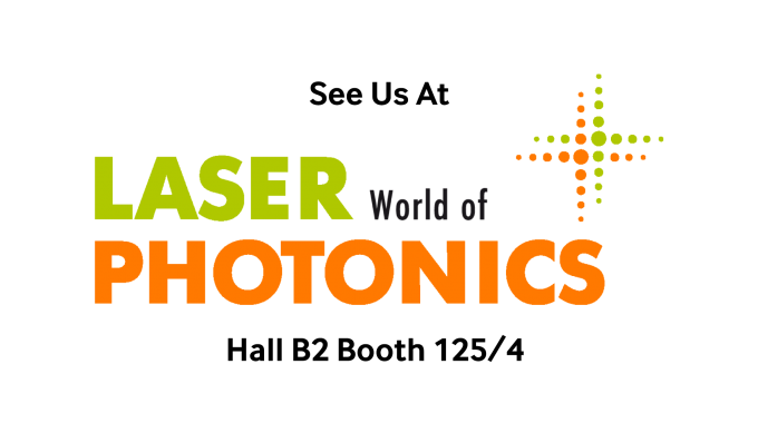 See us at LASER – World of Photonics 2017