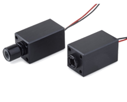 LDM127 | Laser Diode Module with flat rectangular housing for surface alignment