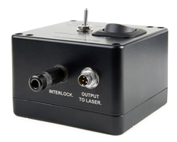 Laser Interface Box Front