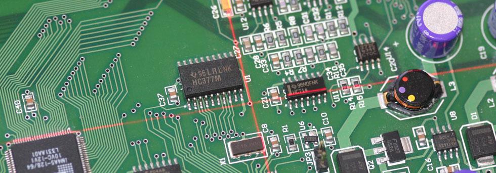PCB Alignment using Laser